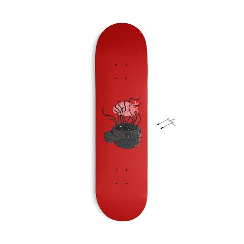 You always on my mind Accessories Skateboard by MadKobra