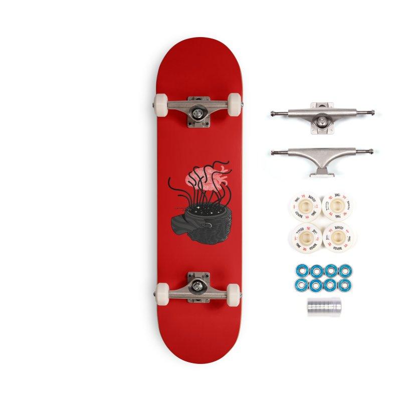 You always on my mind Accessories Complete - Premium Skateboard by MadKobra