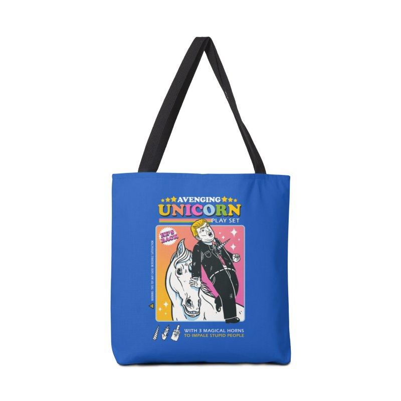avenging unicorn play set Accessories Bag by MadKobra