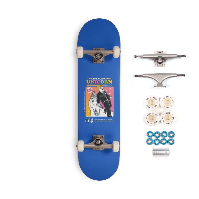 avenging unicorn play set Accessories Complete - Premium Skateboard by MadKobra