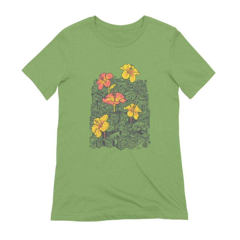 Seeds of Hope Women's Extra Soft T-Shirt by MadKobra