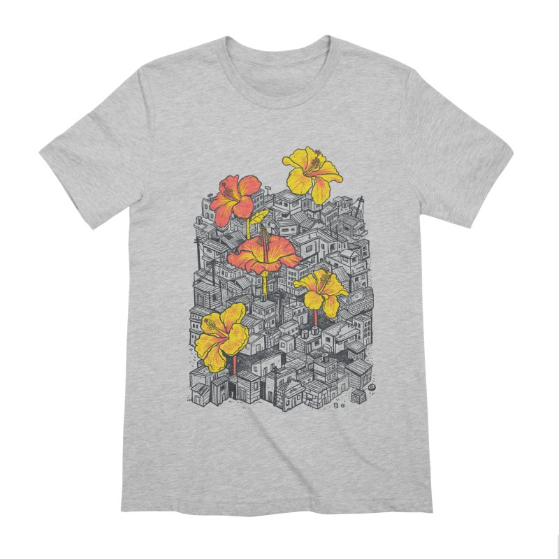 Seeds of Hope Men's Extra Soft T-Shirt by MadKobra