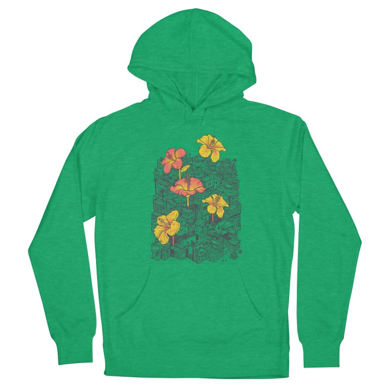 Seeds of Hope Men's Pullover Hoody by MadKobra