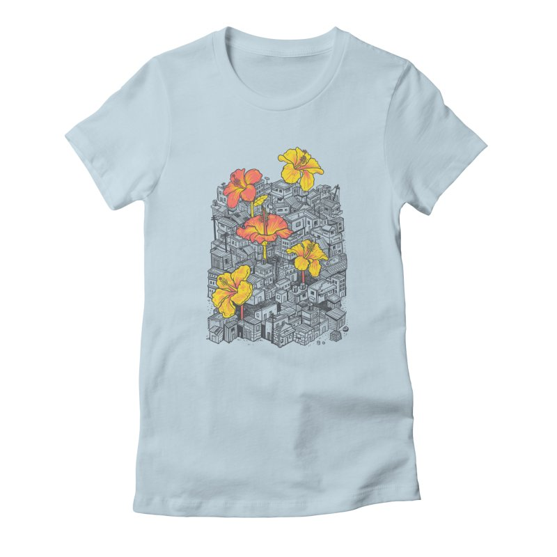 Seeds of Hope Women's T-Shirt by MadKobra