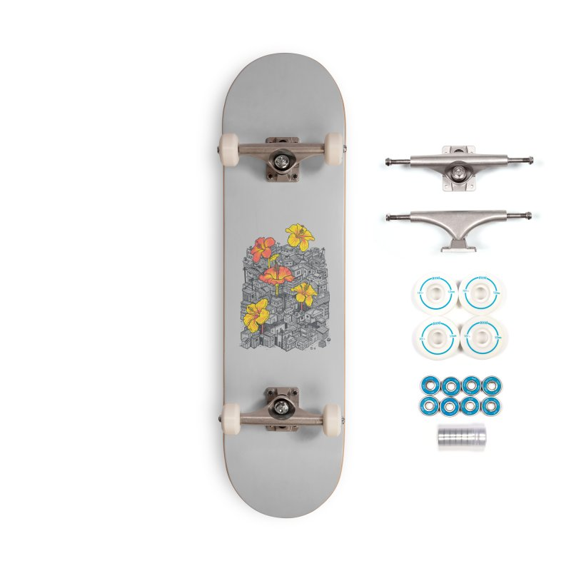 Seeds of Hope Accessories Complete - Basic Skateboard by MadKobra