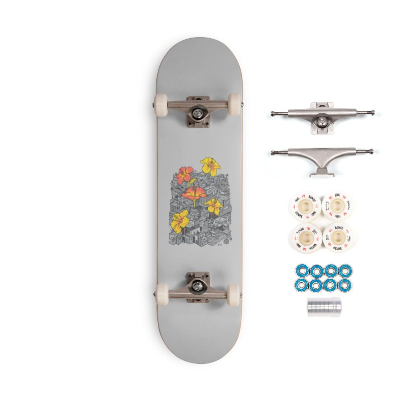Seeds of Hope Accessories Complete - Premium Skateboard by MadKobra