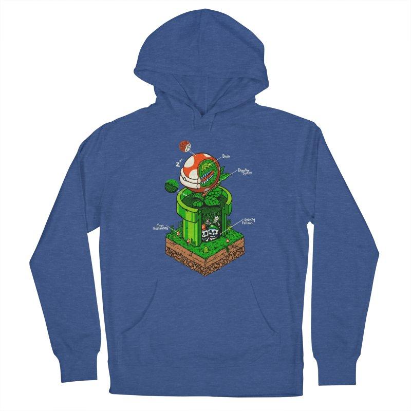 -1up Men's Pullover Hoody by MadKobra