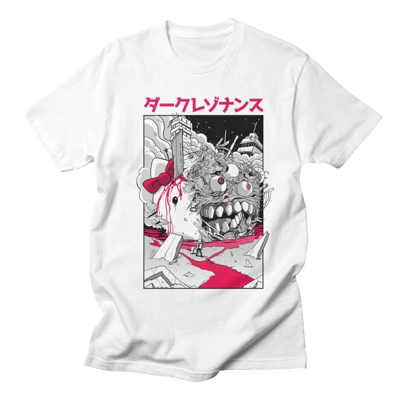 Dark Resonance Men's T-Shirt by MadKobra