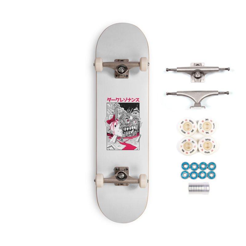 Dark Resonance Accessories Complete - Premium Skateboard by MadKobra