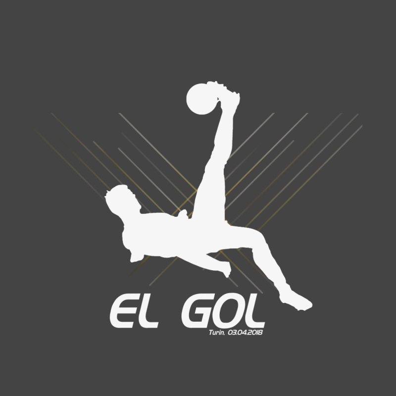 El Gol (Dark) by Madridista Israel