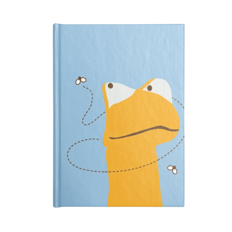 Felix (on light colors) Accessories Notebook by mafemaria