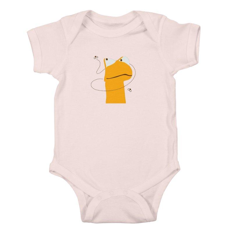 Felix (on light colors) Kids Baby Bodysuit by mafemaria