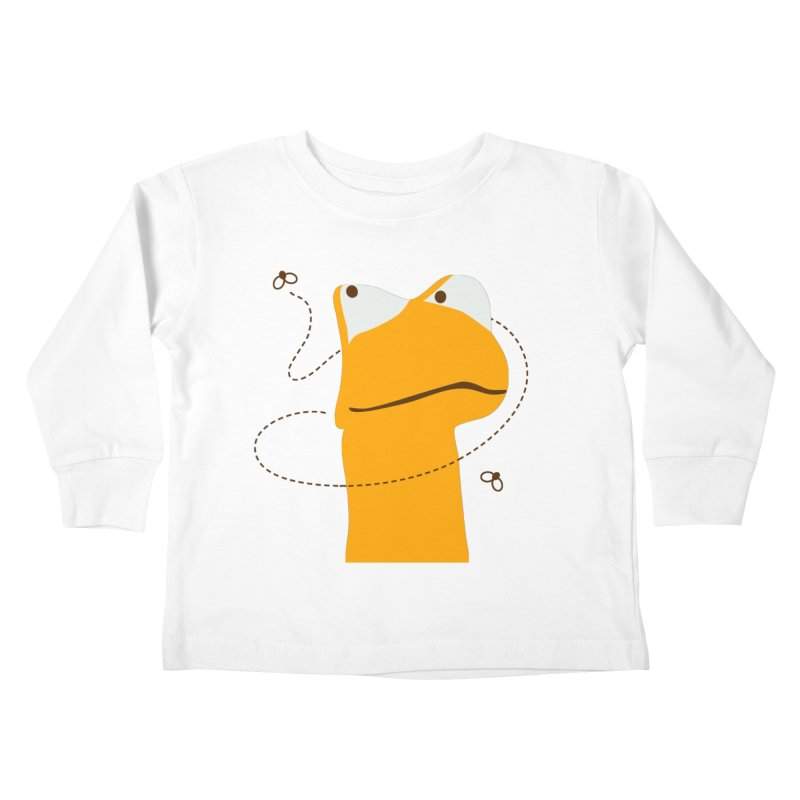 Felix (on light colors) Kids Toddler Longsleeve T-Shirt by mafemaria