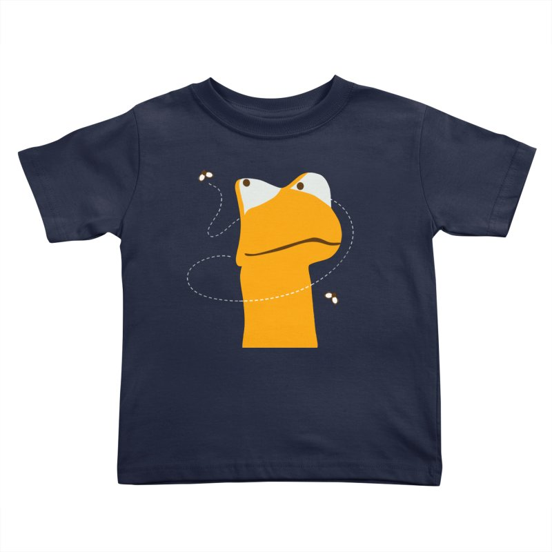 Felix (on dark colors) Kids Toddler T-Shirt by mafemaria