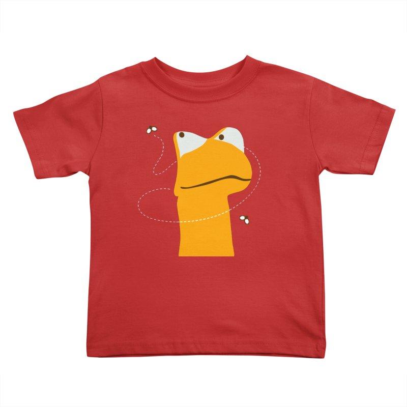 Felix (on dark colors) Kids Toddler T-Shirt by mafemaria