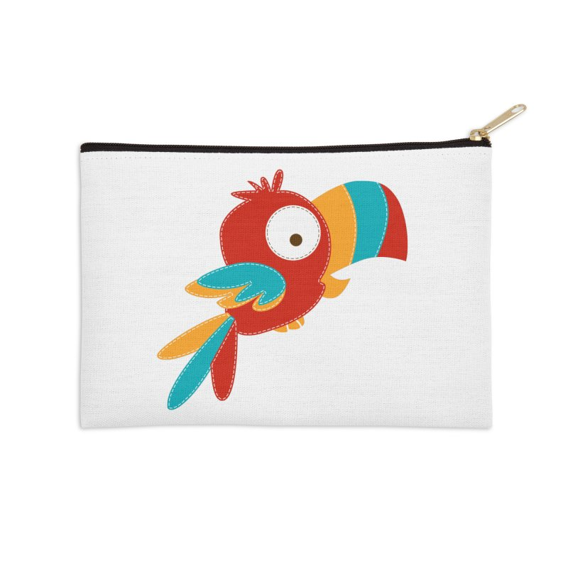 Paco Accessories Zip Pouch by mafemaria