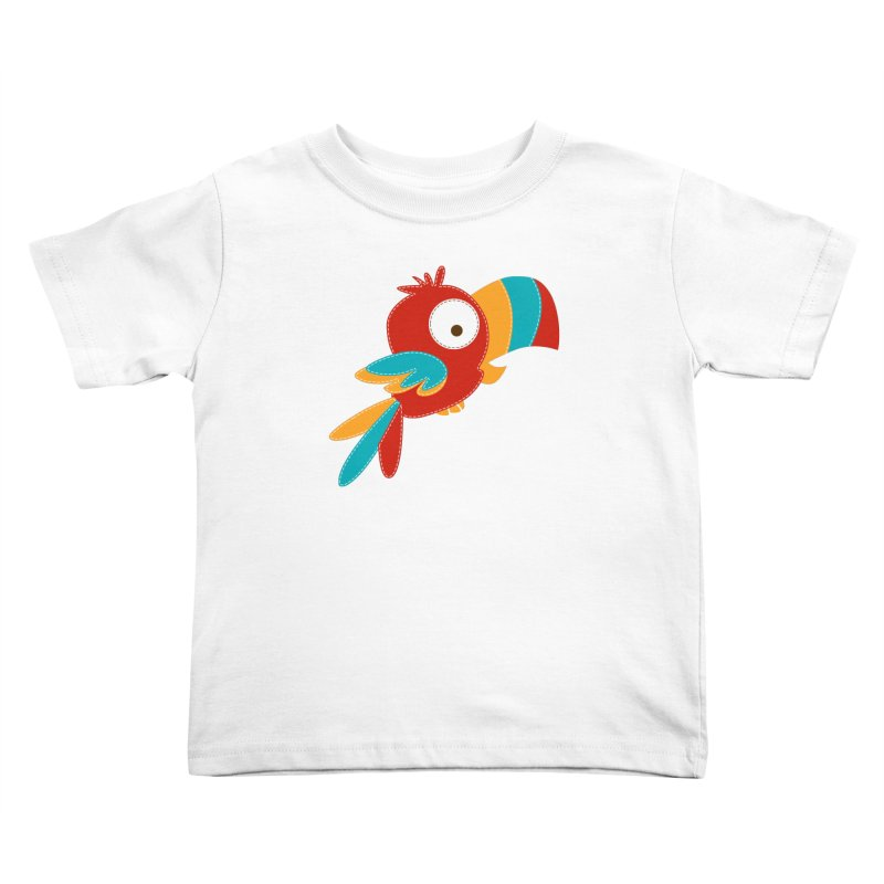 Paco Kids Toddler T-Shirt by mafemaria