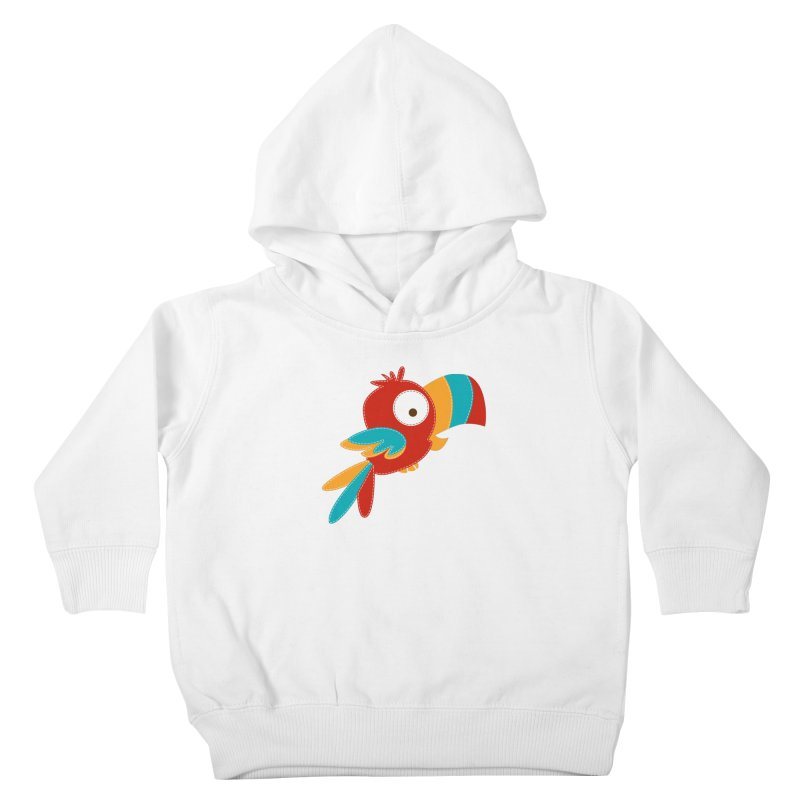 Paco Kids Toddler Pullover Hoody by mafemaria