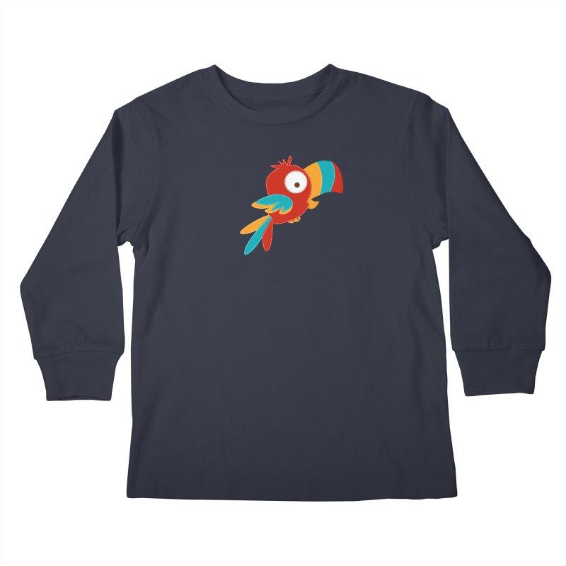 Paco Kids Longsleeve T-Shirt by mafemaria