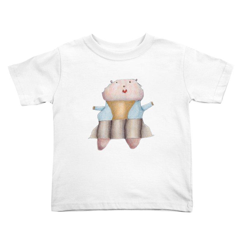 Osa Guerrera Kids Toddler T-Shirt by mafemaria
