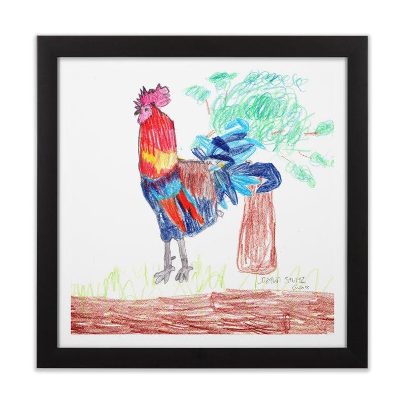 Gallo Home Framed Fine Art Print by mafemaria