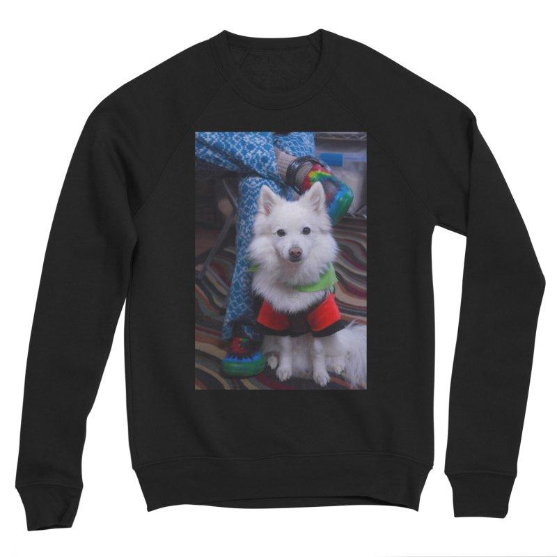 Joey The Magical Dog Colorful Women's Sponge Fleece Sweatshirt by Joey The Magical Dog