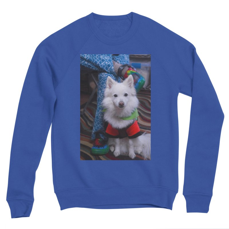 Joey The Magical Dog Colorful Women's Sweatshirt by Joey The Magical Dog