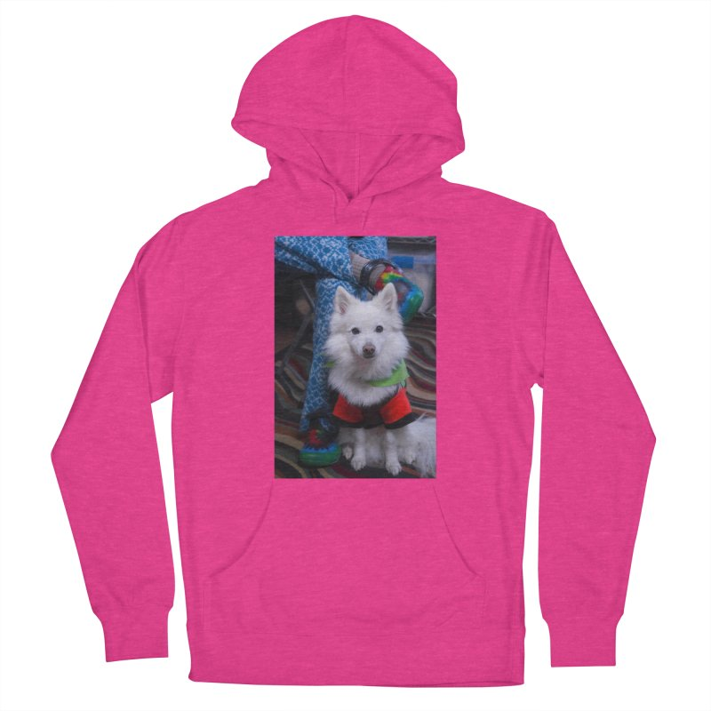 Joey The Magical Dog Colorful Women's Pullover Hoody by Joey The Magical Dog