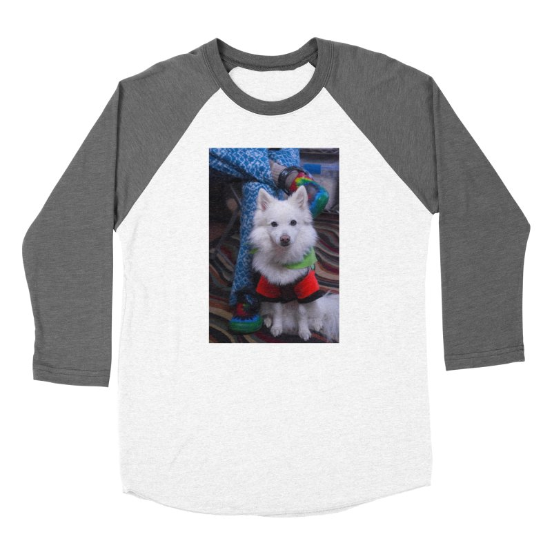 Joey The Magical Dog Colorful Women's Longsleeve T-Shirt by Joey The Magical Dog