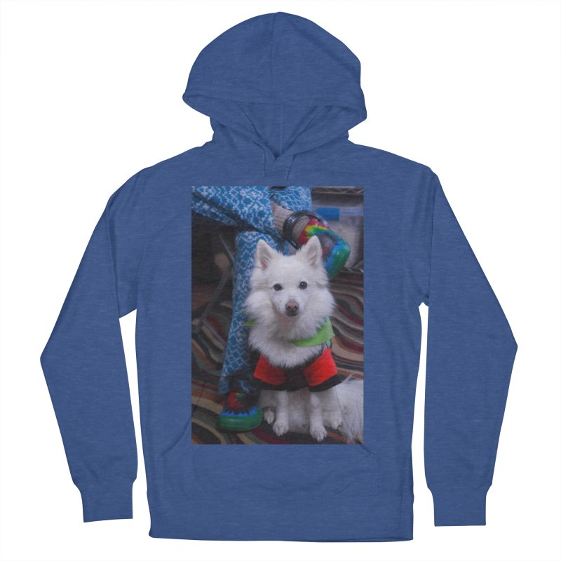 Joey The Magical Dog Colorful Men's French Terry Pullover Hoody by Joey The Magical Dog