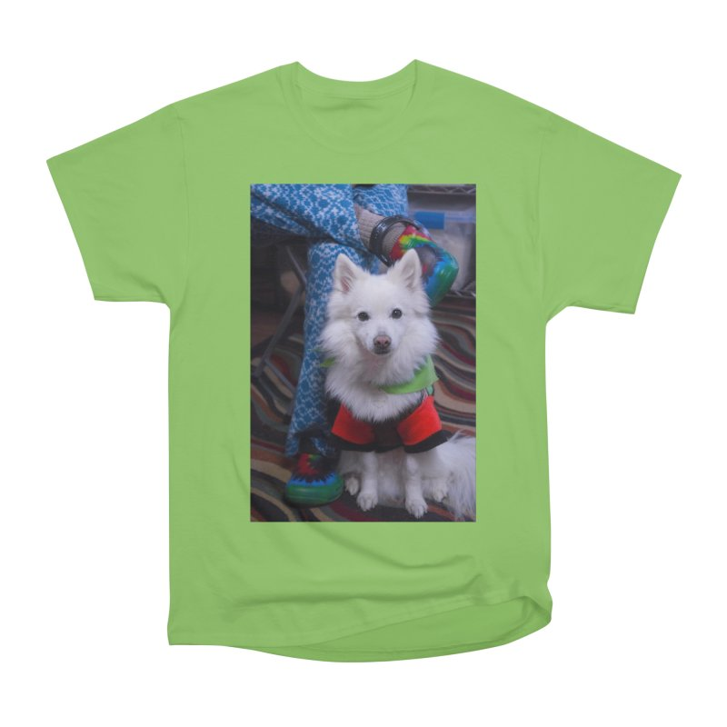 Joey The Magical Dog Colorful Men's Heavyweight T-Shirt by Joey The Magical Dog