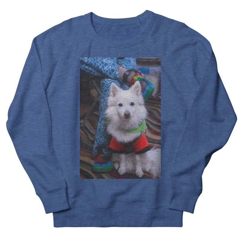 Joey The Magical Dog Colorful Men's Sweatshirt by Joey The Magical Dog