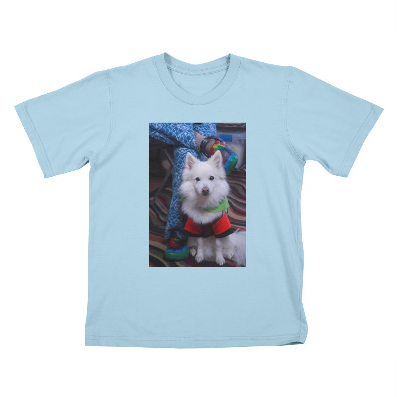 Joey The Magical Dog Colorful Kids T-Shirt by Joey The Magical Dog