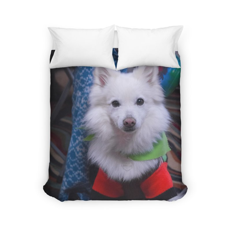 Joey The Magical Dog Colorful Home Duvet by Joey The Magical Dog