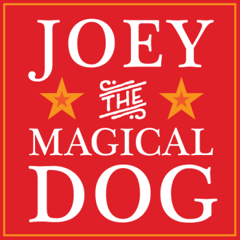 Joey The Magical Dog Logo
