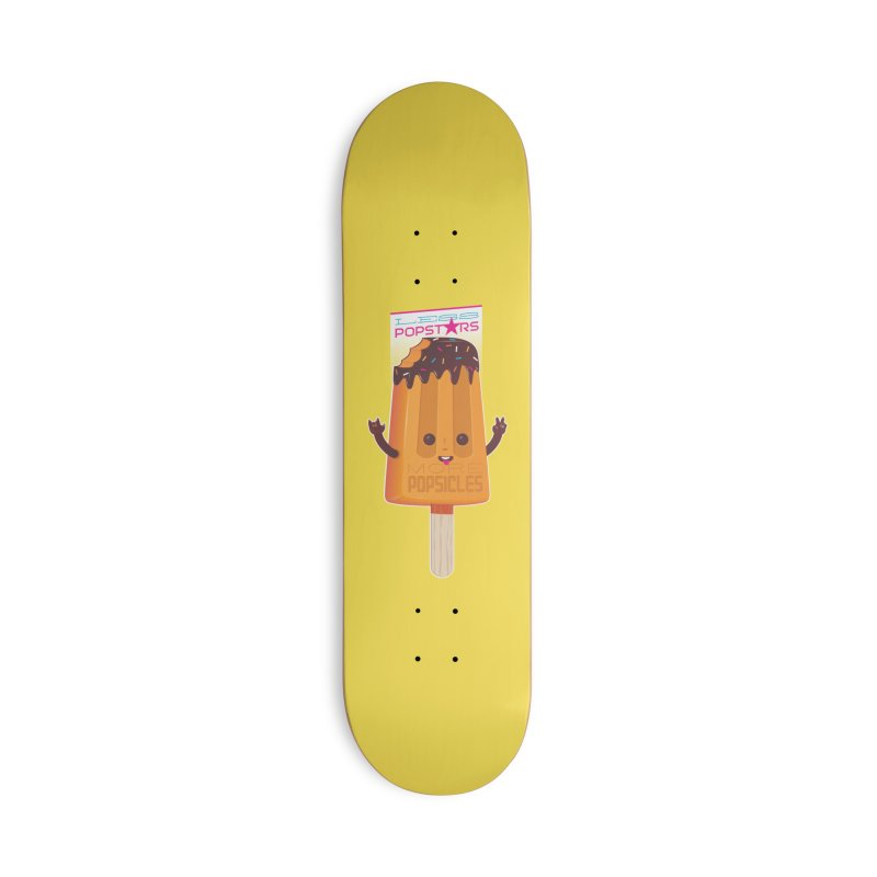 More popsicles Accessories Deck Only Skateboard by magicmagic