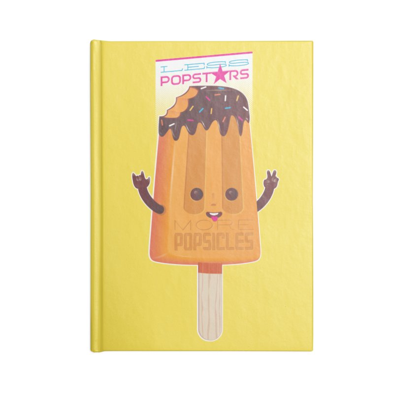 More popsicles Accessories Blank Journal Notebook by magicmagic