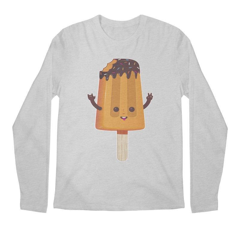 Joy popsicle Men's Longsleeve T-Shirt by magicmagic