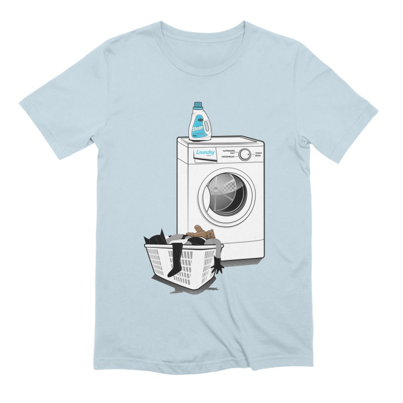 Laundry time Men's Extra Soft T-Shirt by magicmagic