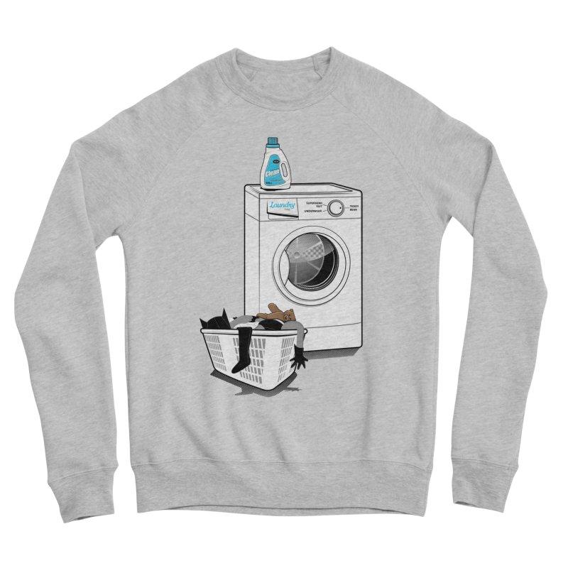 Laundry time Women's Sponge Fleece Sweatshirt by magicmagic