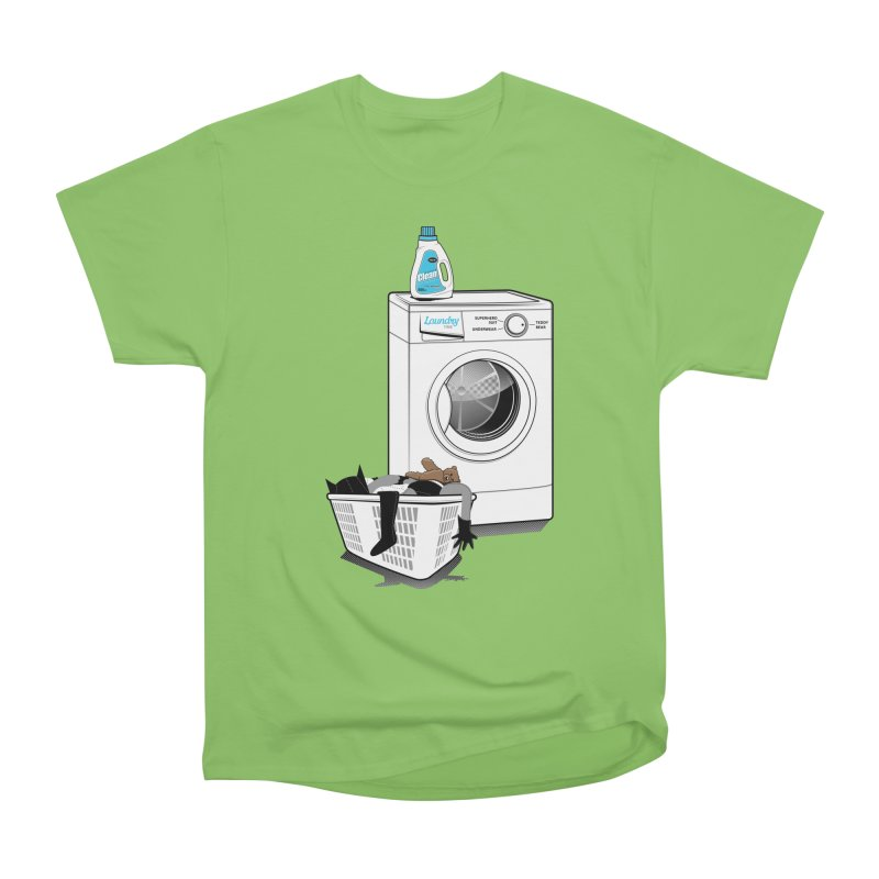Laundry time Men's Heavyweight T-Shirt by magicmagic