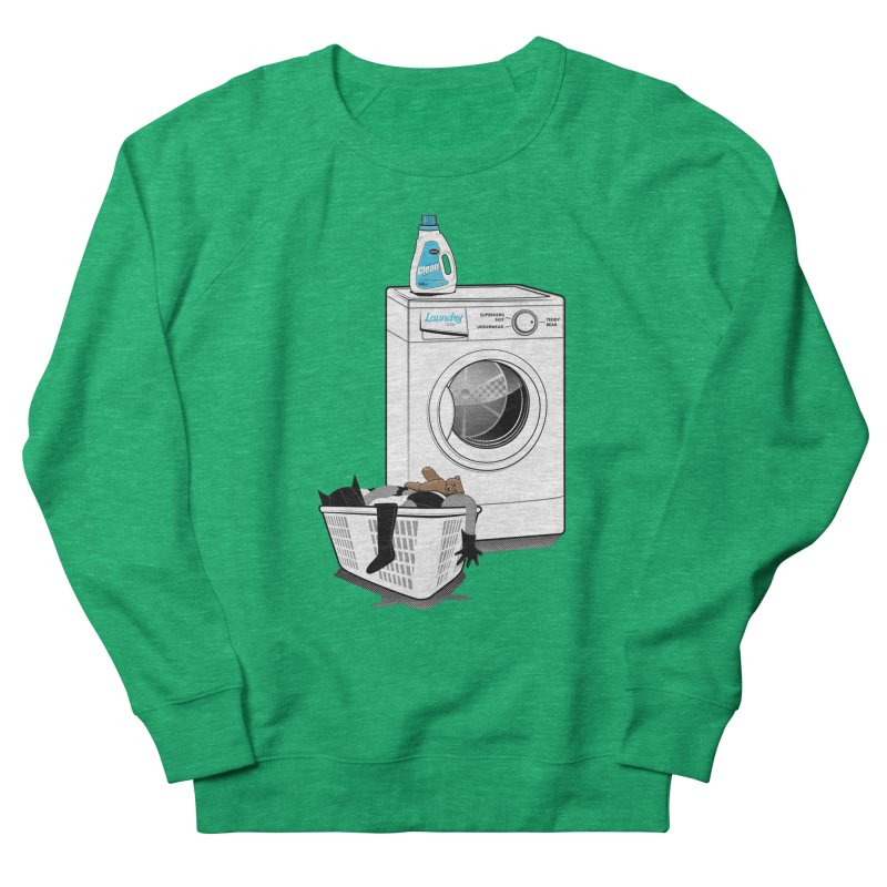 Laundry time Women's French Terry Sweatshirt by magicmagic