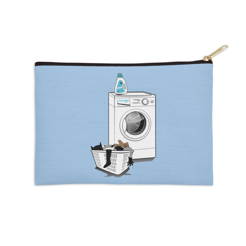 Laundry time Accessories Zip Pouch by magicmagic