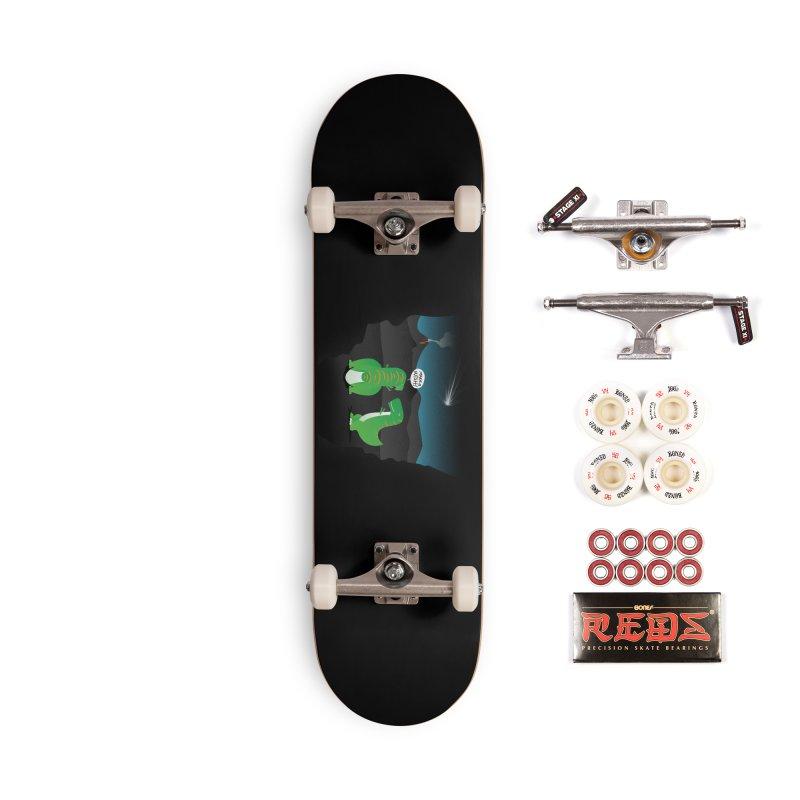 Make a wish Accessories Complete - Pro Skateboard by magicmagic