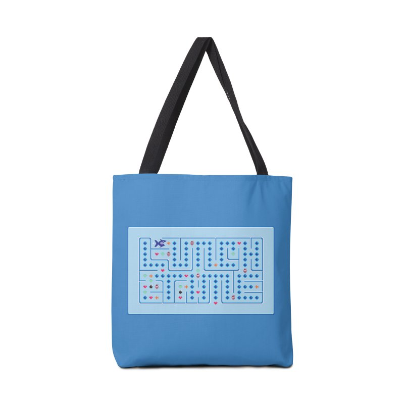 Lunch time Accessories Tote Bag Bag by magicmagic