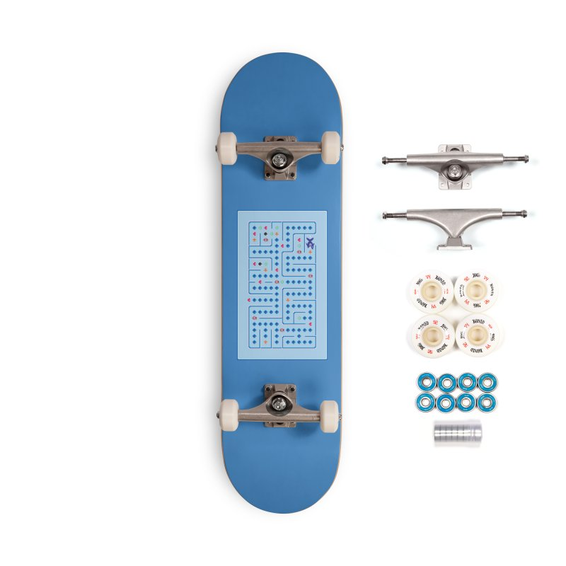 Lunch time Accessories Complete - Premium Skateboard by magicmagic