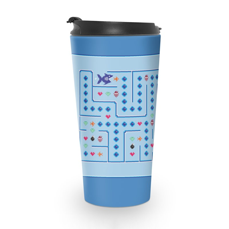 Lunch time Accessories Travel Mug by magicmagic