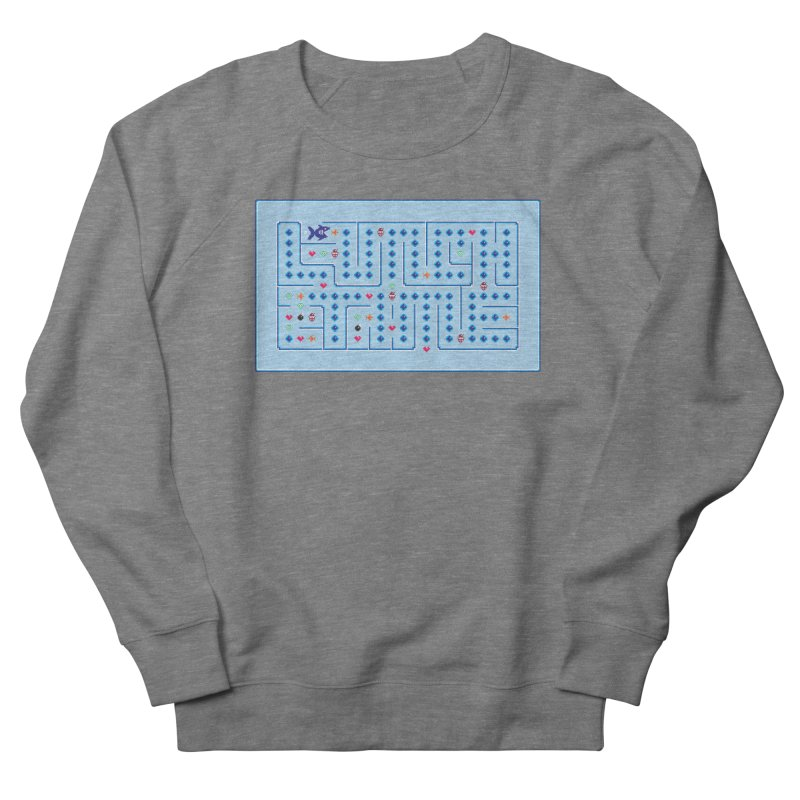 Lunch time Women's French Terry Sweatshirt by magicmagic