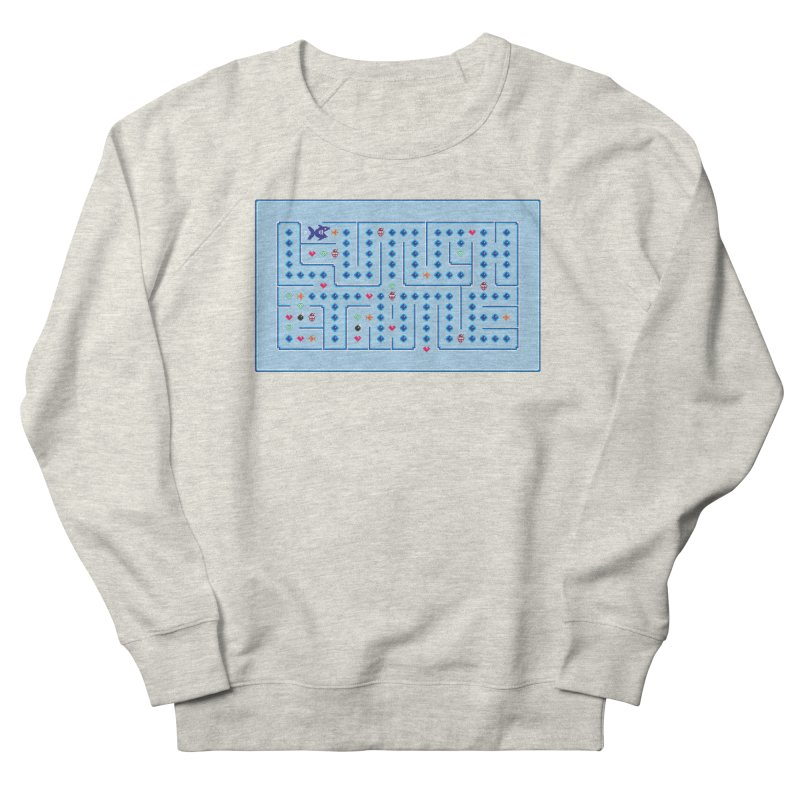 Lunch time Men's French Terry Sweatshirt by magicmagic
