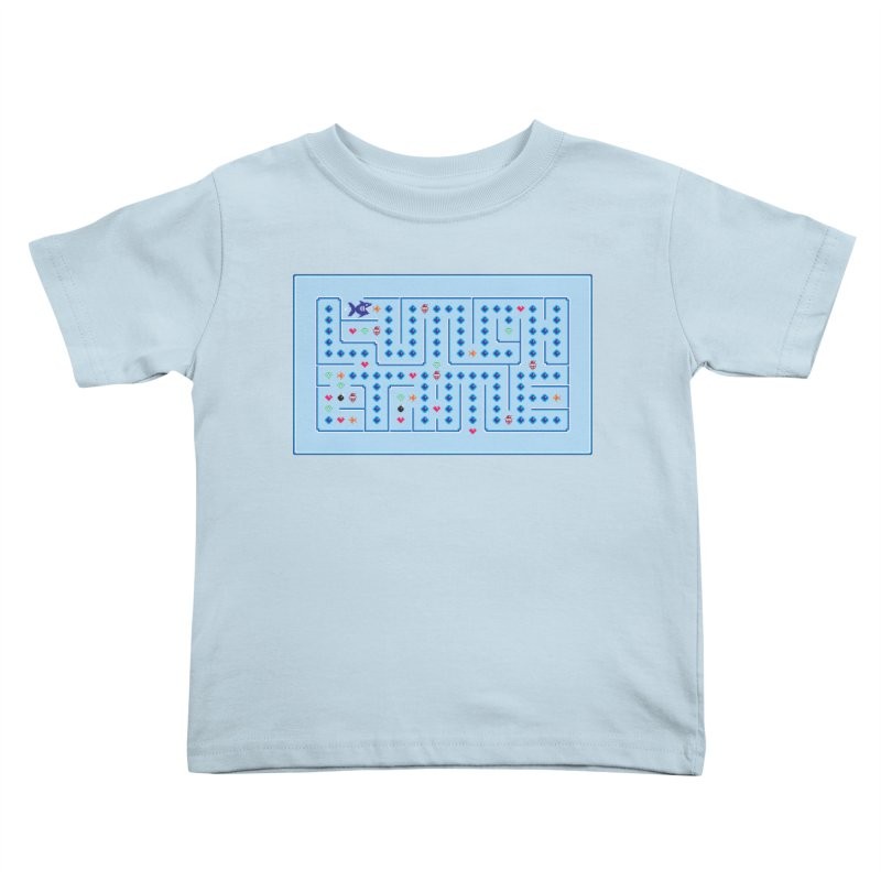 Lunch time Kids Toddler T-Shirt by magicmagic
